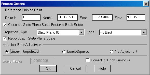 Edit-Process Raw Data File