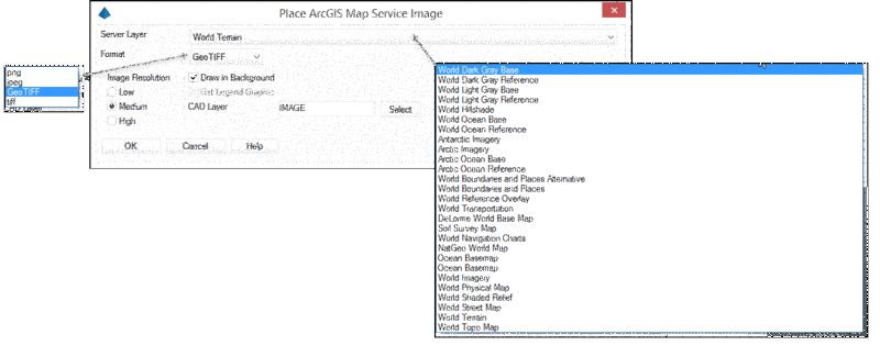 ESRI_ArcGIS_Services
